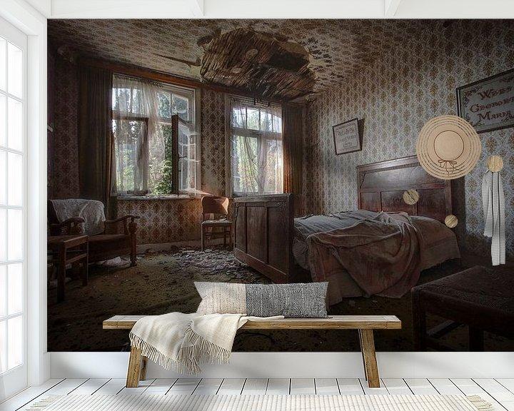 Beispiel fototapete: House of Godelieve von Anya Lobers