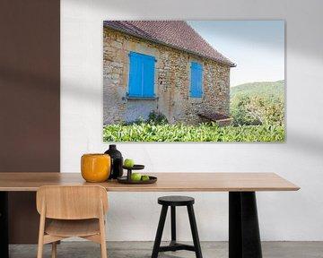 Huis in Frankrijk van Tess Smethurst-Oostvogel