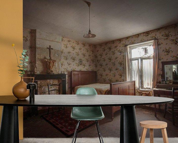 Beispiel fototapete: House of Dave von Anya Lobers