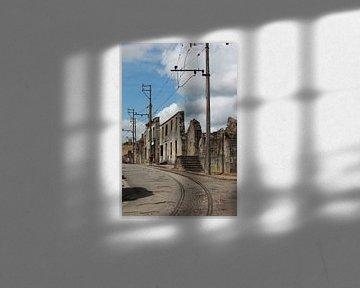 Oradour-sur-Glane von Michelle Peeters