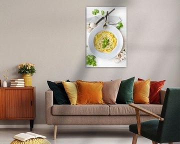 Foodfoto - tagliatelle van Mandy Jonen