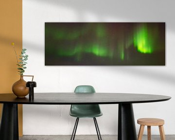 Panorama Northern Lights