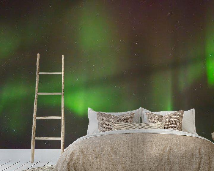 Sfeerimpressie behang: Panorama Noorderlicht van Anton de Zeeuw