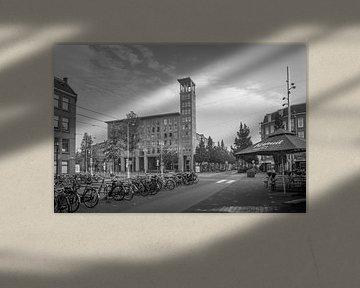 Javaplein - Borneohof van Hugo Lingeman