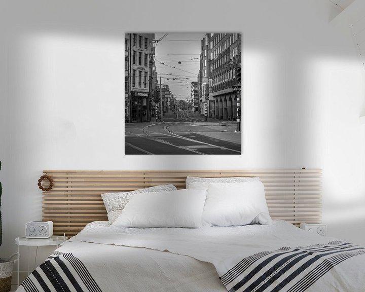 Sfeerimpressie: Vijzelstraat van Hugo Lingeman