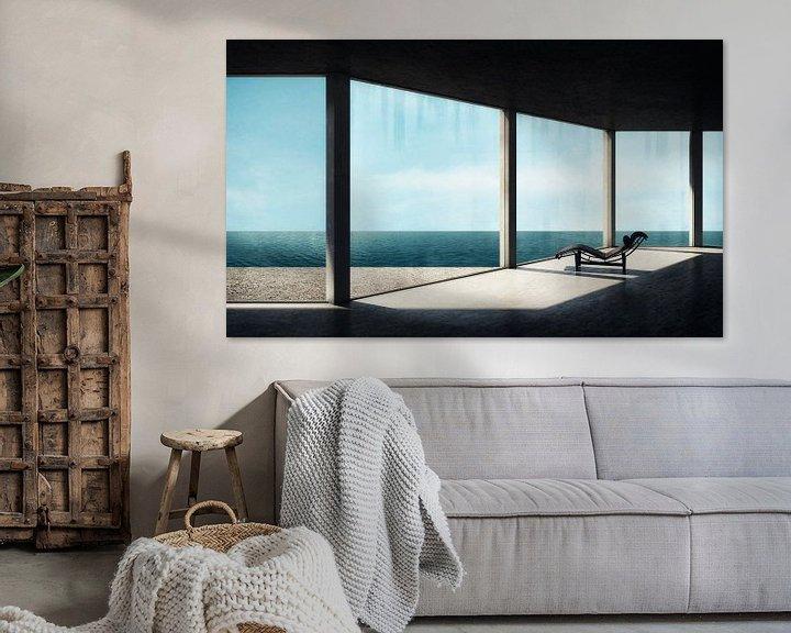 Beispiel: Enjoy The View von Olaf Kramer