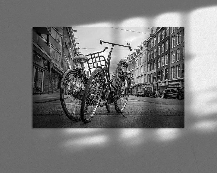 Sfeerimpressie: Albert Cuypstraat van Hugo Lingeman