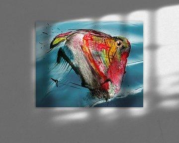 Un poisson von Gertrud Scheffler