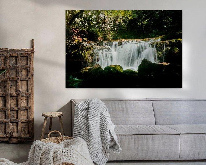 Sfeerimpressie: Cascades van Ton van Buuren