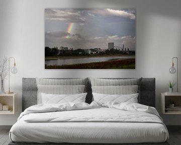 Regenboog van Paul Glastra Photography
