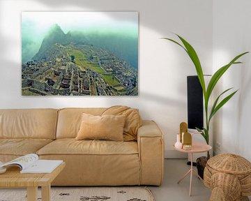 Machu Picchu von Gert-Jan Siesling