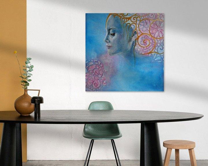 Impression: goddess I sur Helma van der Zwan