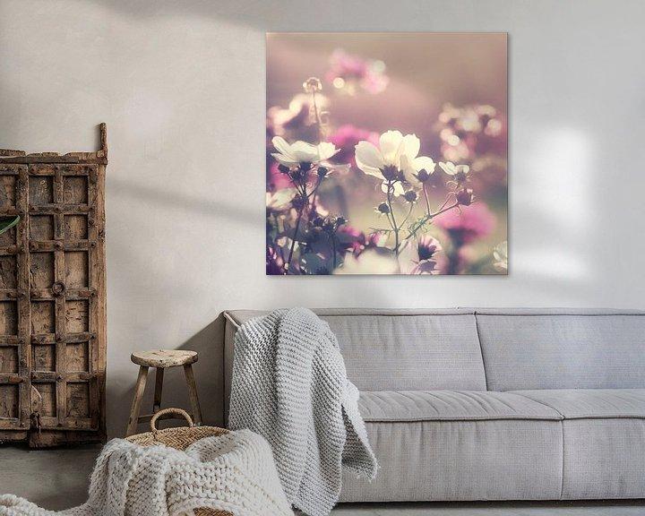 Beispiel: vintage flowers von bob van den berg