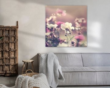 vintage flowers van bob van den berg