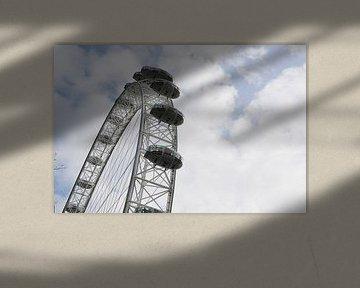 Londen Eye van Jolien Kramer