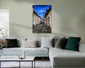 Klein Begijnhof Leuven von Manuel Declerck