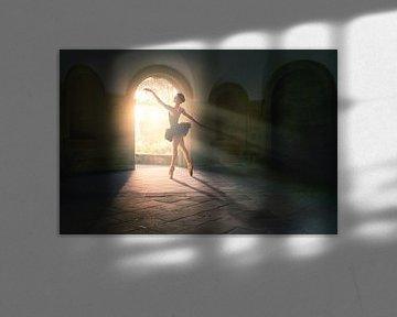 Magisches Licht Tanz von Arjen Roos