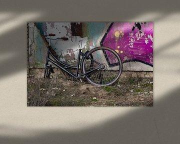 Urbex  bike von Cilia Brandts
