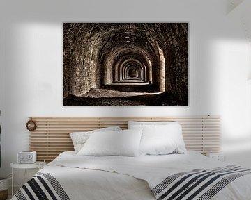 Oven van een steenfabriek van Dirk Duipmans
