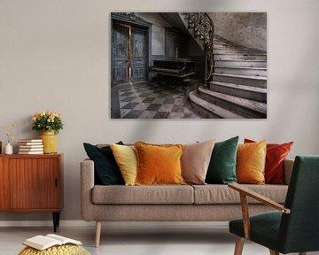 stairway to music von Marco Bontenbal