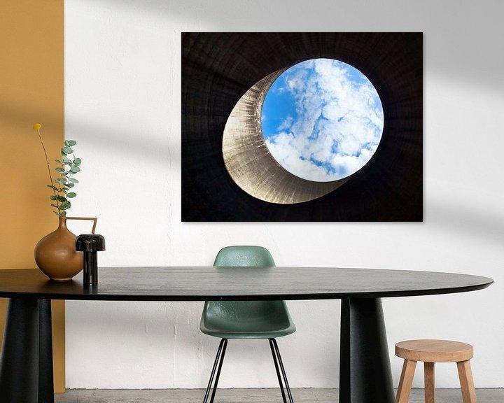 Sfeerimpressie: The sky is the world van Olivier Photography