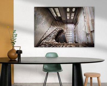 Klavier in der Halle. von Roman Robroek