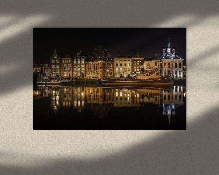 Sfeerimpressie: Maassluis Reflections van Marc Smits