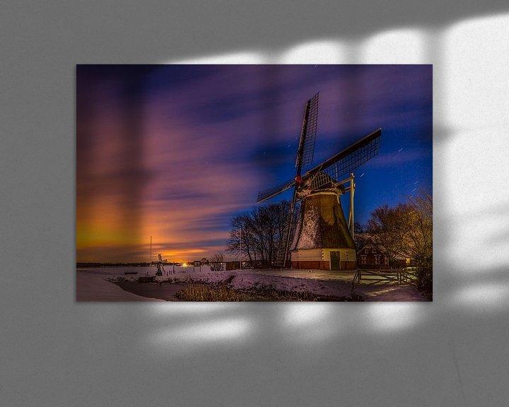 Sfeerimpressie: Winter wonderland van Marc Smits