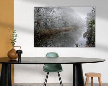 Winter wonderland van Pamela Fritschij