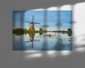 Nederlandse Molens van Jeffrey Van Zandbeek