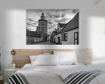 Brugge, Jerusalemkerk von Michel De Pourcq