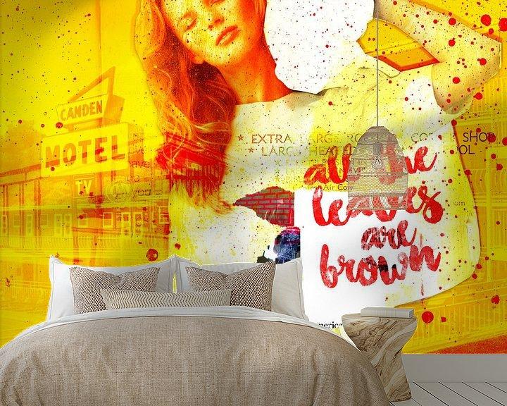 Beispiel fototapete: California Dreamin' - #2 (of 5) von Feike Kloostra