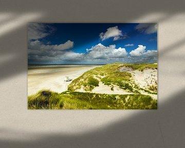 Norddorfer Strand auf Amrum van Reiner Würz / RWFotoArt
