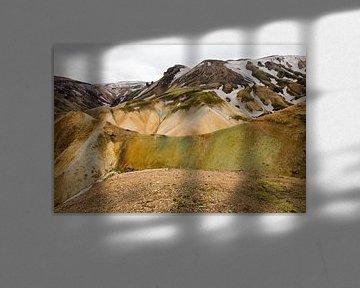 Iceland Landmannalauga von Eriks Photoshop by Erik Heuver