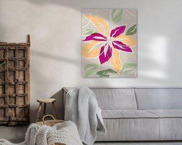 Blumenformen  von ART Eva Maria