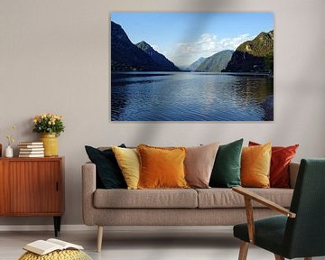 Lago d´Idro van Jeroen van Deel