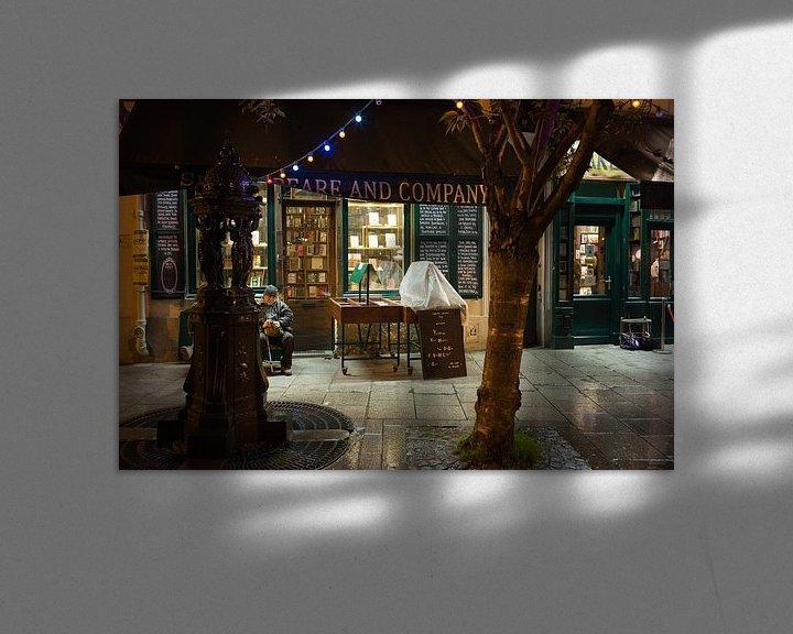 Impression: Shakespaere and Company sur Eriks Photoshop by Erik Heuver
