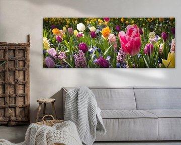Tulips van Eriks Photoshop by Erik Heuver