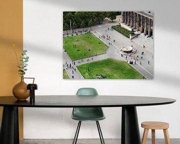 Berlijn Lustgarten en Altes Museum