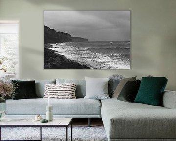 omaha beach landingsstrand van Emanuel Luyten