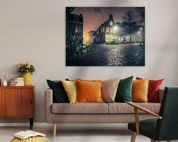 Haarlem: Gedempte Raamgracht. van Olaf Kramer