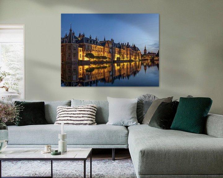 Impression: Den Haag - Binnenhof sur Mark Meijrink