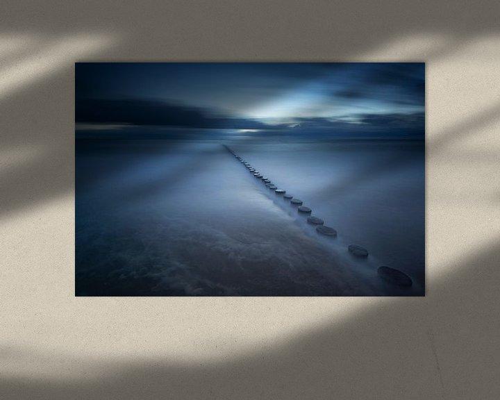 Sfeerimpressie: Het blauwe uurtje van Raoul Baart