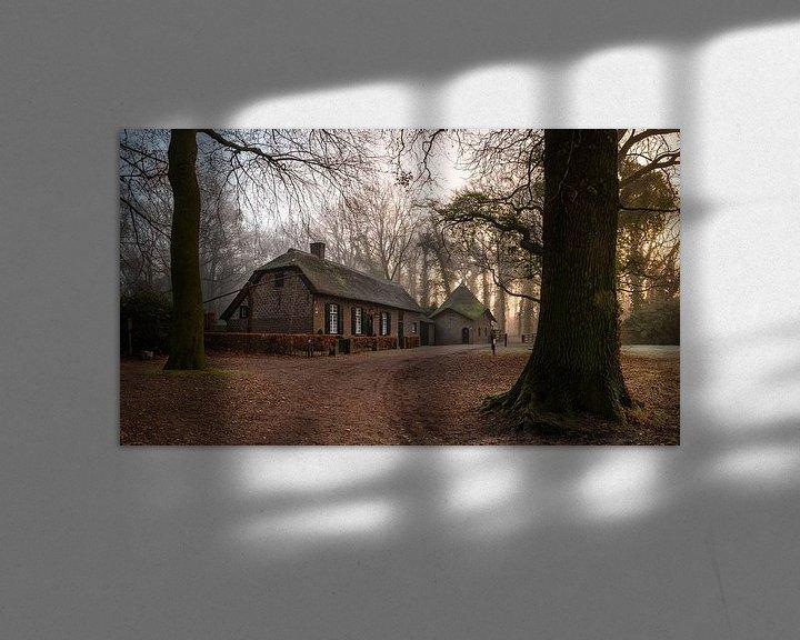 Sfeerimpressie: Rosmolen van William Mevissen