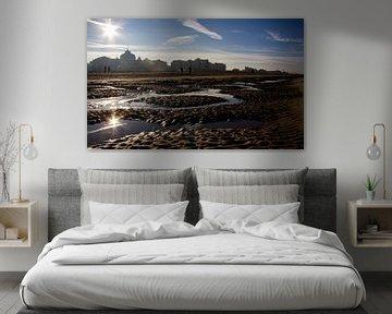 Kurhaus in Scheveningen mit einem schönen Licht ... von Bert - Photostreamkatwijk