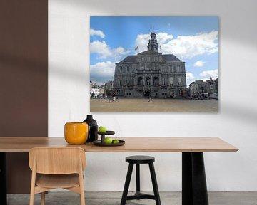 Maastricht van Joke te Grotenhuis