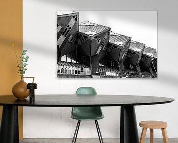 Kubuswoningen Rotterdam von Sander Rozemuller
