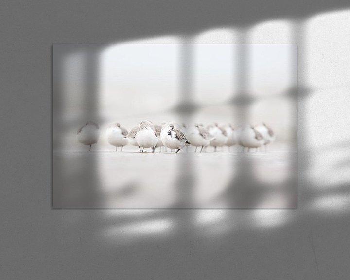 Sfeerimpressie: Totale rust.. van Pim Leijen