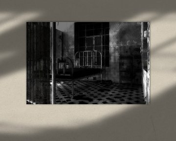 Abandoned Asylum von Katz MatzArt