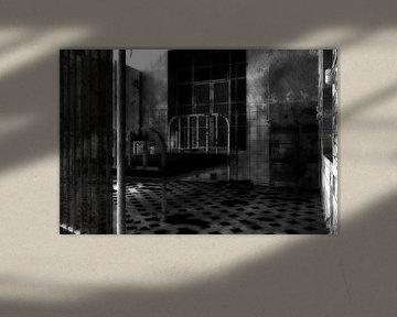 Abandoned Asylum van Katz MatzArt